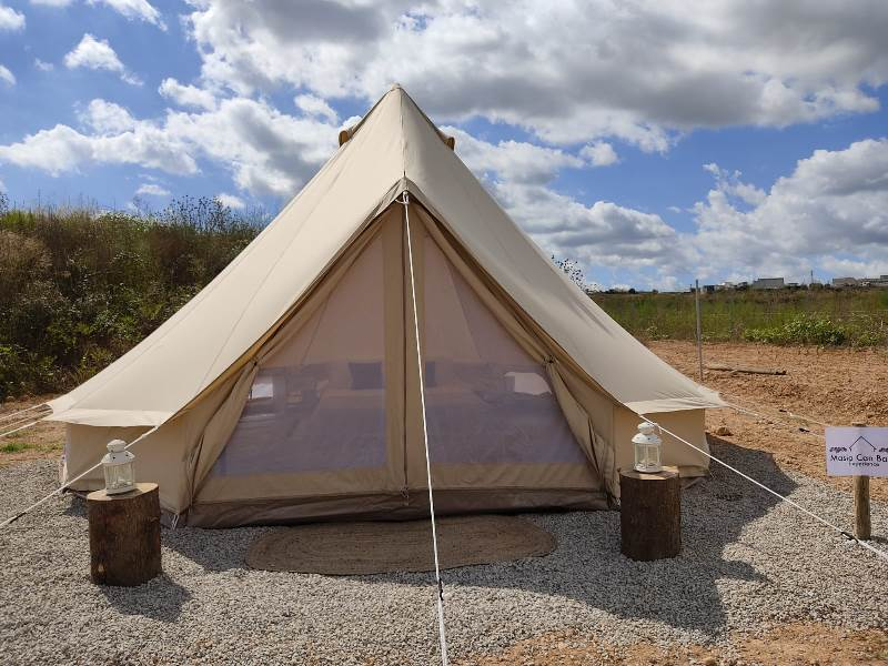 Nit de Glamping entre Vinyes Can Batlle Experience (3)