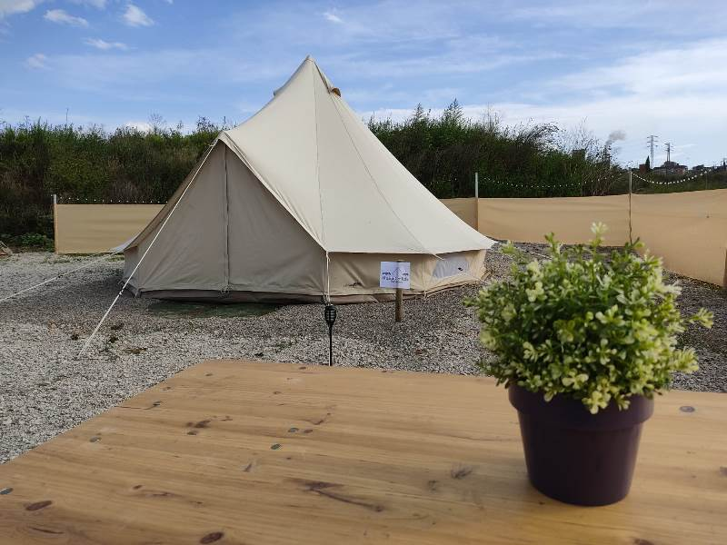 Nit de Glamping entre Vinyes Can Batlle Experience (4)