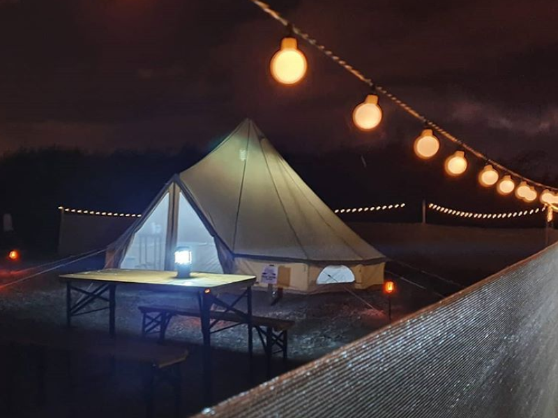 Nit de Glamping entre Vinyes Can Batlle Experience (5)