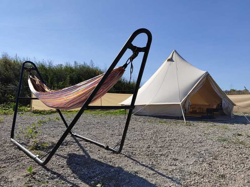 Nit de Glamping entre Vinyes Can Batlle Experience (7)